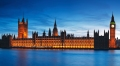 Trading Globalization for Interdependence. Houses of Parliament, London, United Kingdom.