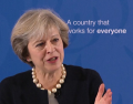 Theresa May 'The Great Meritocracy' speech, September 9, 2016