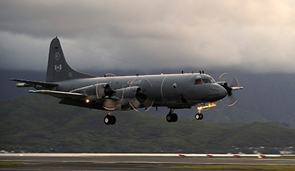 Britain - In case of Scottish independence, Scotland would need five CP-140 Aurora Maritime Surveillance Aircraft, considered the Gold Standard among maritime surveillance aircraft by Western nations. Image of Royal Canadian Air Force Aurora aircraft.