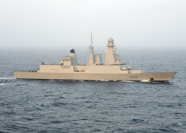 Britain - If Scotland separates from Britain, it will need four Navy Destroyers in order to protect it's islands, sea-lanes and regional interests. Pictured here; the French Navy destroyer FS Forbin (D620) in the Arabian Sea (U.S. Navy photo by Mass Communication Specialist 2nd Class Rafael Figueroa Medina/Released)