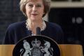 Britain - Prime Minister Theresa May