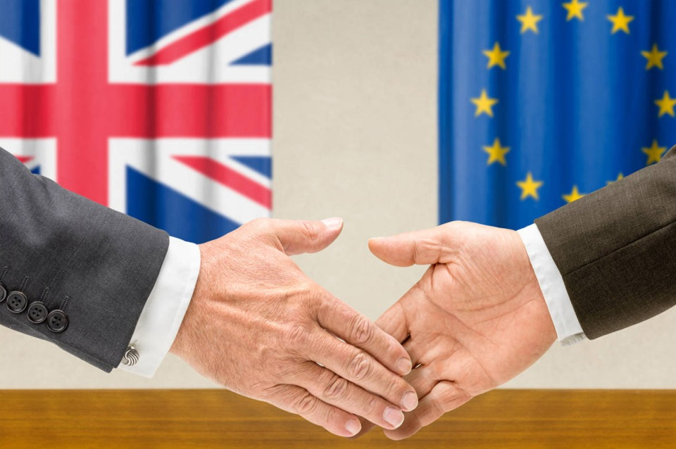 Britain and the European Union begin Brexit negotiations