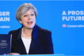 UK Prime Minister Theresa May Conservative Manifesto speech delivered in Halifax, West Yorkshire on May 18th.