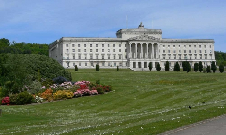 Stormont is the seat of the Northern Ireland Assembly and is located in Belfast, Northern Ireland.