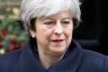 UK Brexit, PM Theresa May.