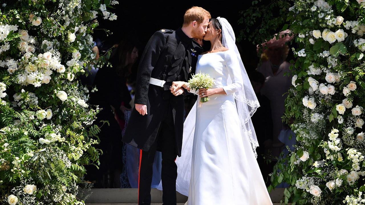 Royal Wedding of Prince Harry and Meghan Markle May 19, 2018