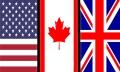 U.S, Canada, UK trade