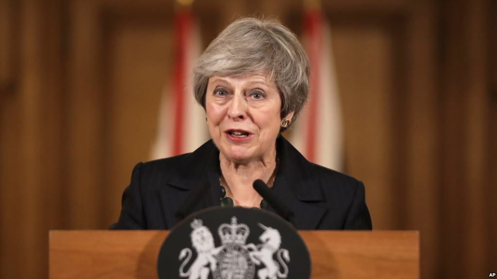 Theresa May's 'Hotel California' Brexit Proposal