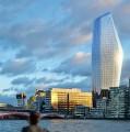 London skyline 2020