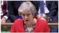 British MP's vote down PM Theresa May's reworked EU Withdrawal Agreement