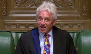 Has The Speaker of the UK House of Commons Overstepped His Authority?