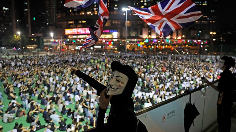 The UK's False Narrative on Hong Kong's Protest Movement